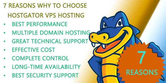 Reasons to Choose HostGator VPS Hosting