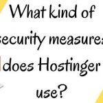 Hostinger Security